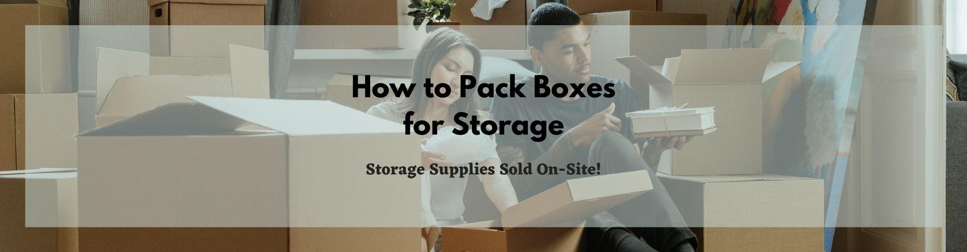 Storage Supplies Sneads Ferry NC
