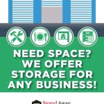 Business storage Sneads Ferry NC